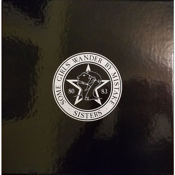 The Sisters Of Mercy The Sisters Of Mercy - Some Girls Wander By Mistake (4 Lp, 180 Gr) lehiste bibliotheca phonetica some acoustic characteristics of dysarthric speech