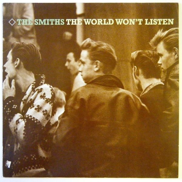 The Smiths The Smiths - The World Won't Listen (2 LP) the black keys the black keys el camino 2 lp