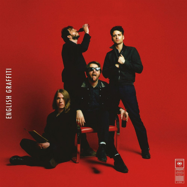 The Vaccines The Vaccines - English Graffiti (lp+cd) partners lp cd