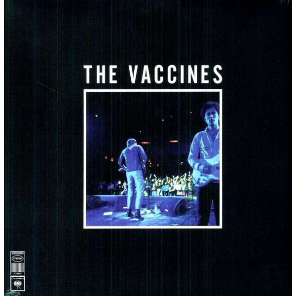 The Vaccines The Vaccines - Live From London, England цены онлайн