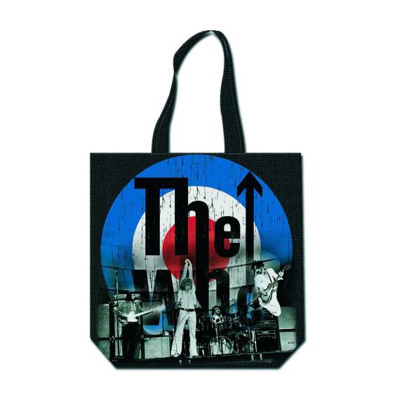 Сумка The Who - Band Photo