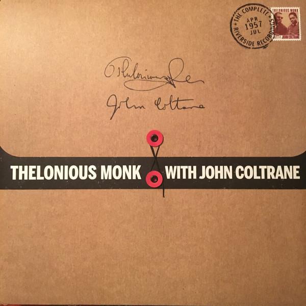 Thelonious Monk   John Coltrane Thelonious Monk   John Coltrane - The Complete 1957 Riverside Recordings (3 LP) виниловая пластинка johnson robert the complete recordings the centennial collection 3 lp