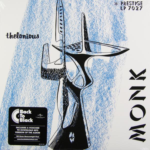 THELONIOUS MONK THELONIOUS MONK - THELONIOUS MONK TRIO (180 GR)Виниловая пластинка<br><br>