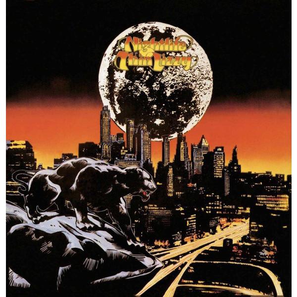 Thin Lizzy Thin Lizzy - Nightlife nightlife cd