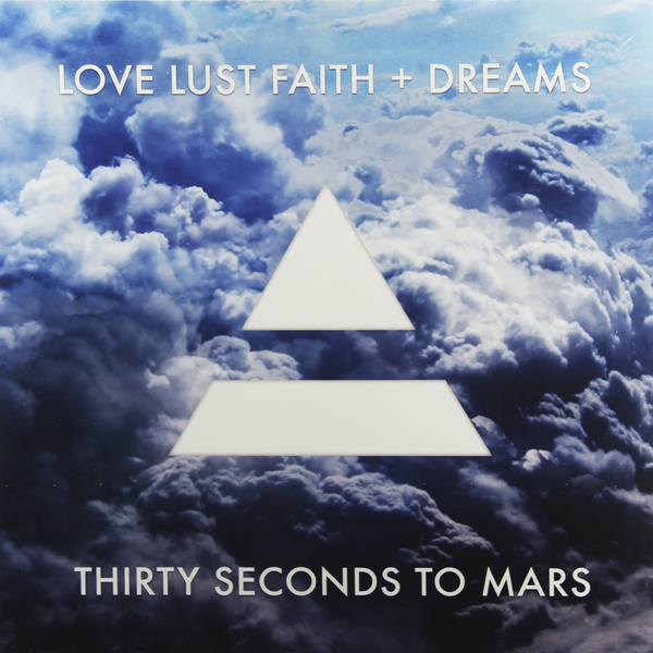 Thirty Seconds To Mars Thirty Seconds To Mars - Love Lust Faith + Dreams 30 seconds to mars love lust faith dreams cd