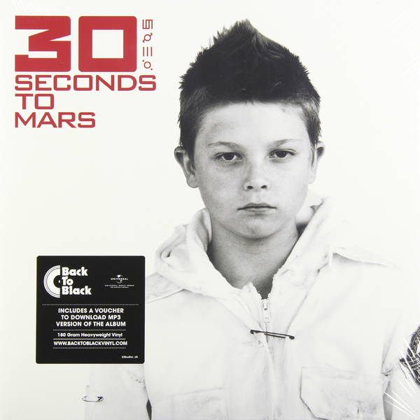 Thirty Seconds To Mars Thirty Seconds To Mars - 30 Seconds To Mars (2 Lp, 180 Gr) guano apes guano apes proud like a god 180 gr colour