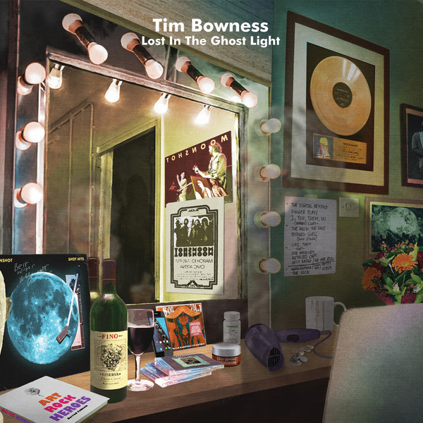 Tim Bowness Tim Bowness - Lost In The Ghost Light (lp+cd) the lost boy