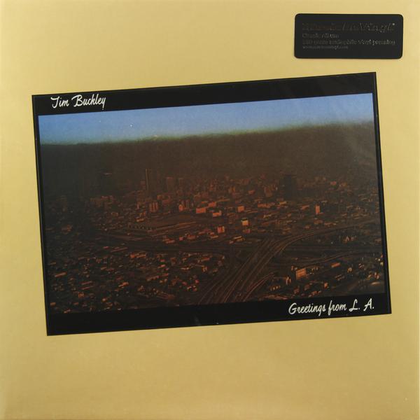 Tim Buckley Tim Buckley - Greetings From L.a. (180 Gr) массажер tim p116