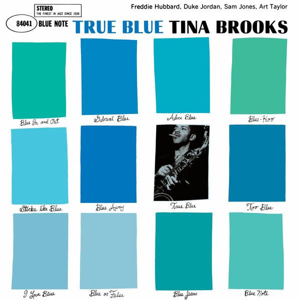 TINA BROOKS TINA BROOKS - TRUE BLUEВиниловая пластинка<br><br>