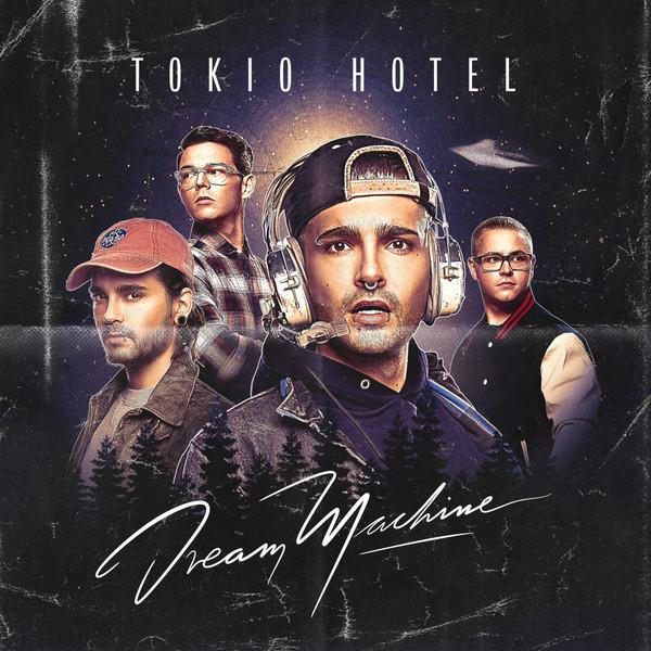 Tokio Hotel Tokio Hotel - Dream Machine dream machine cd