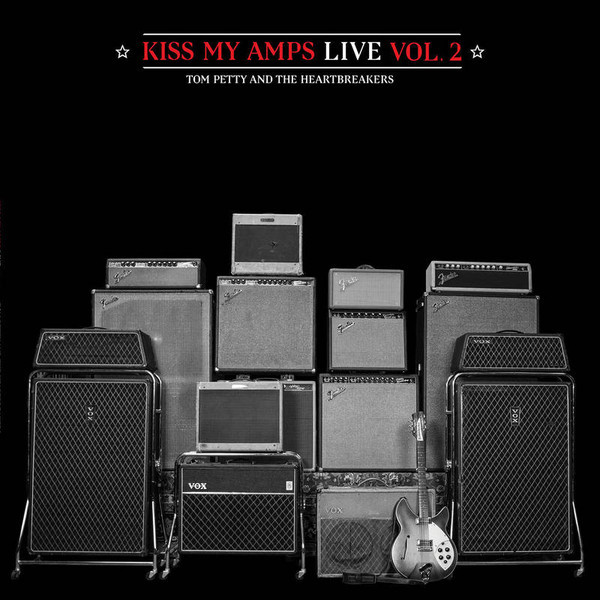 TOM PETTY TOM PETTY   HEARTBREAKERS - KISS MY AMPS LIVE VOL. 2Виниловая пластинка<br><br>