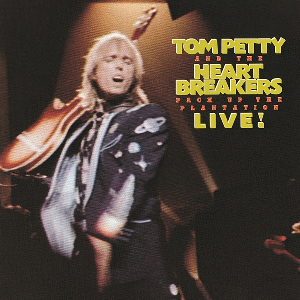 Tom Petty Tom Petty   Heartbreakers - Pack Up The Plantation Live! (2 LP) one direction up all night the live tour