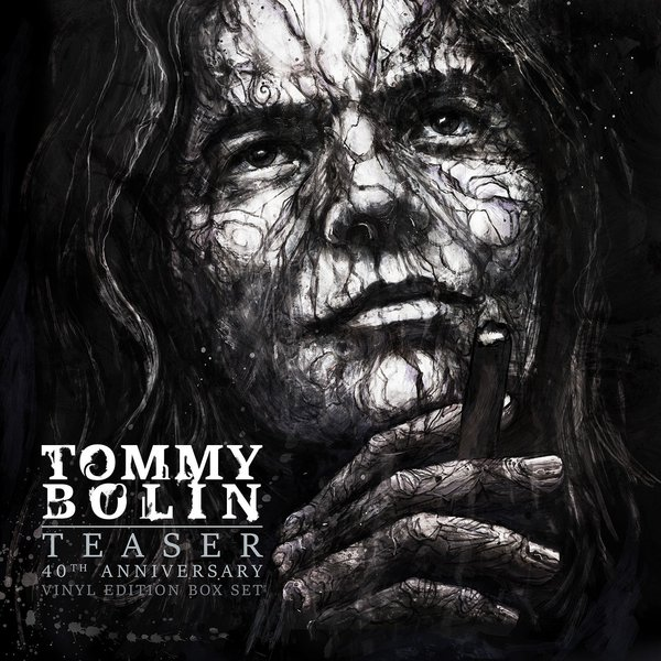 Tommy Bolin Tommy Bolin - Teaser - 40th Anniversary (3 Lp+2 Cd) 40 cd