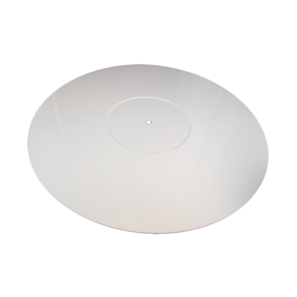 Товар (аксессуар для винила) Tonar Мат антистатический Pure White Perspex (1 шт.)