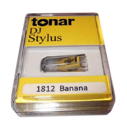 Игла для звукоснимателя Tonar Stylus Banana цена и фото