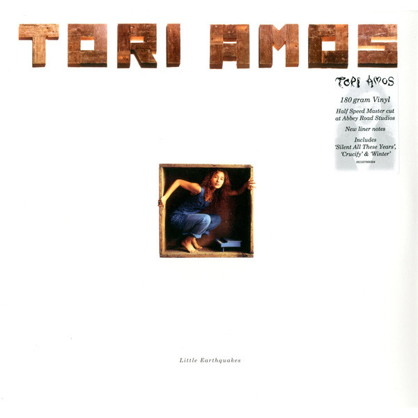 TORI AMOS TORI AMOS - LITTLE EARTHQUAKES тори эмос tori amos little earthquakes lp