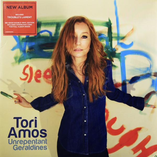 Tori Amos Tori Amos - Unrepentant Geraldines (2 Lp, 180 Gr) tori amos little earthquakes deluxe edition cd