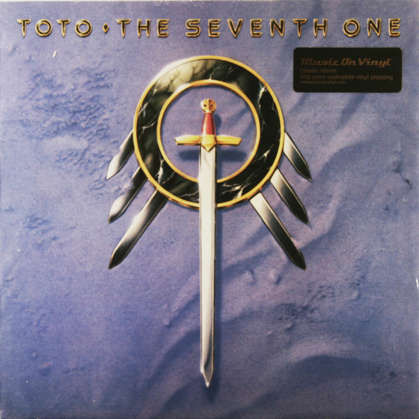 seventh star 100% TOTO TOTO - Seventh One (180 Gr)