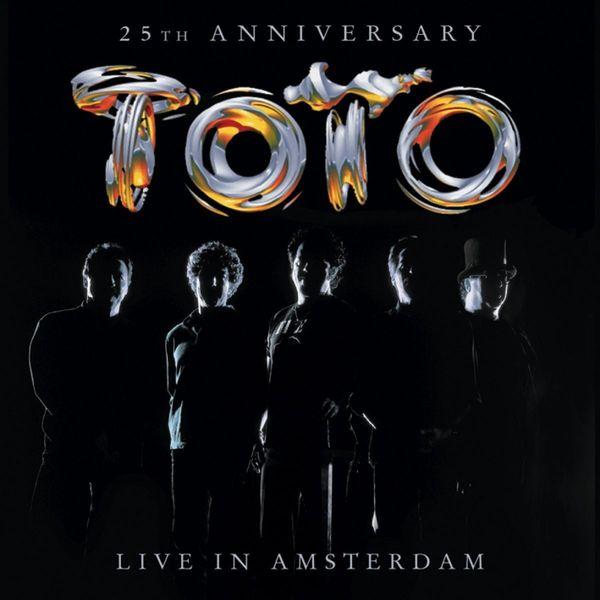 TOTO TOTO - LIVE IN AMSTERDAM - 25TH ANIVERSARY (2 LP, 180 GR)