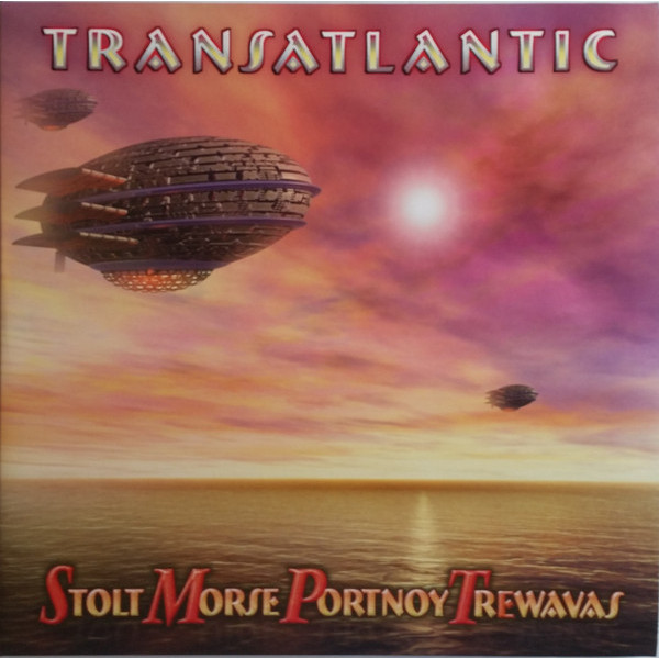 Transatlantic Transatlantic - Smpte (2 Lp + Cd) aborted aborted retrogore lp cd