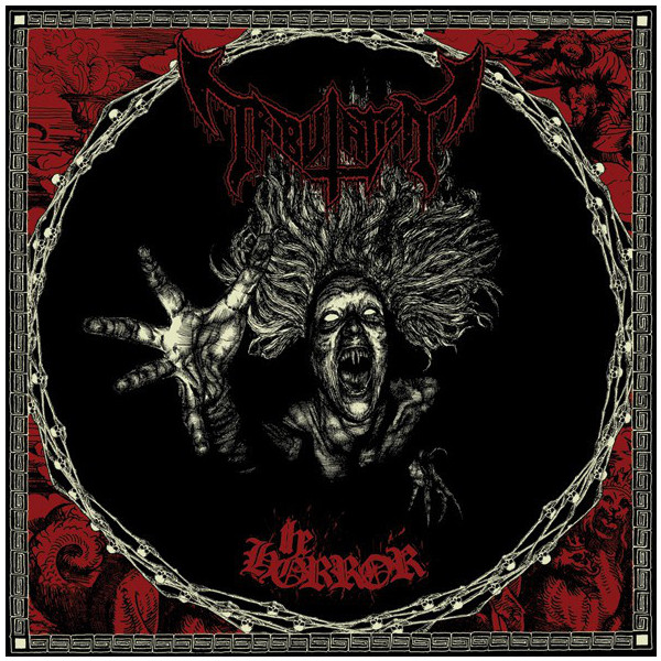 Tribulation Tribulation - The Horror (re-issue 2016) (180 Gr) the german issue 2e