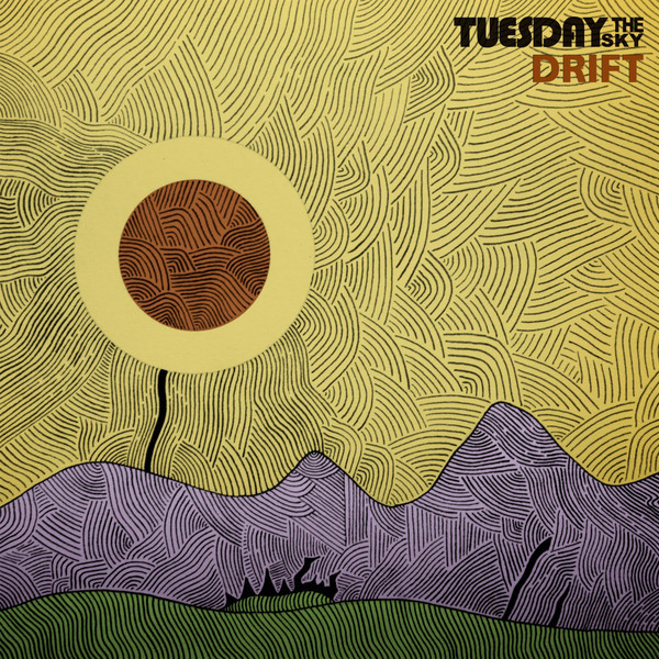 Tuesday The Sky Tuesday The Sky - Drift (lp+cd) partners lp cd
