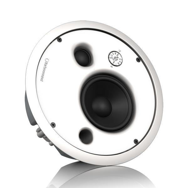 встраиваемая акустика sonance vp88r Встраиваемая акустика трансформаторная Turbosound ATHENS TCS32C-T-WH