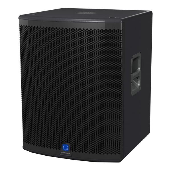 Профессиональный активный сабвуфер Turbosound iQ18B Black изображение