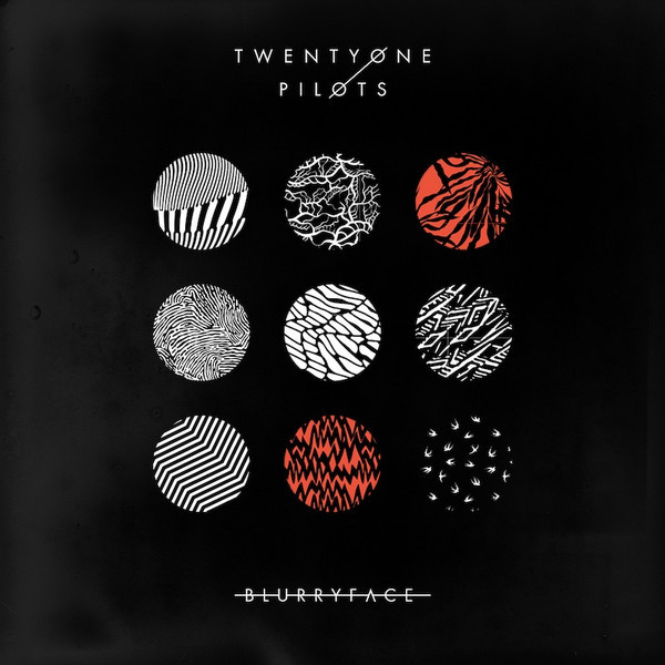TWENTY ONE PILOTS TWENTY ONE PILOTS - BLURRYFACE (2 LP)