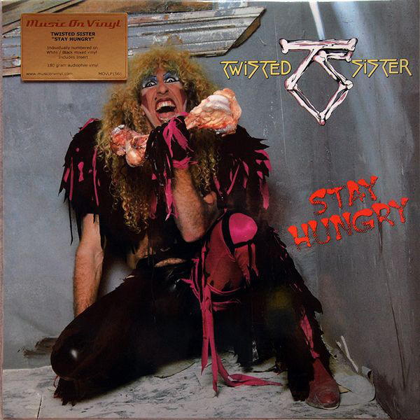 TWISTED SISTER TWISTED SISTER - STAY HUNGRY