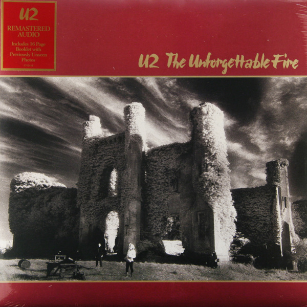 U2 U2 - The Unforgettable Fire (180 Gr) guano apes guano apes proud like a god 180 gr colour