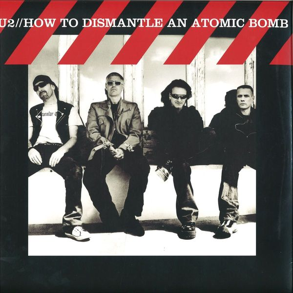 U2 U2 - How To Dismantle An Atomic Bomb (2 LP) u2 u2 the joshua tree 2 lp 30 anniversary