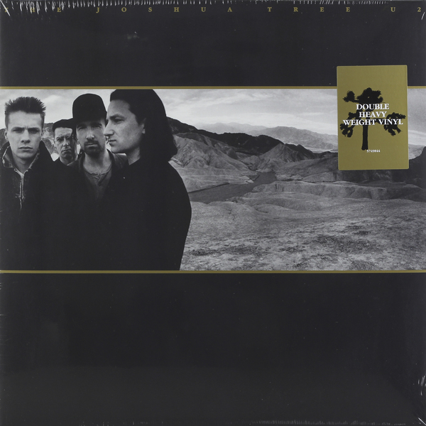U2 U2 - THE JOSHUA TREE (2 LP, 30 ANNIVERSARY) u2 u2 the joshua tree 2 lp 30 anniversary