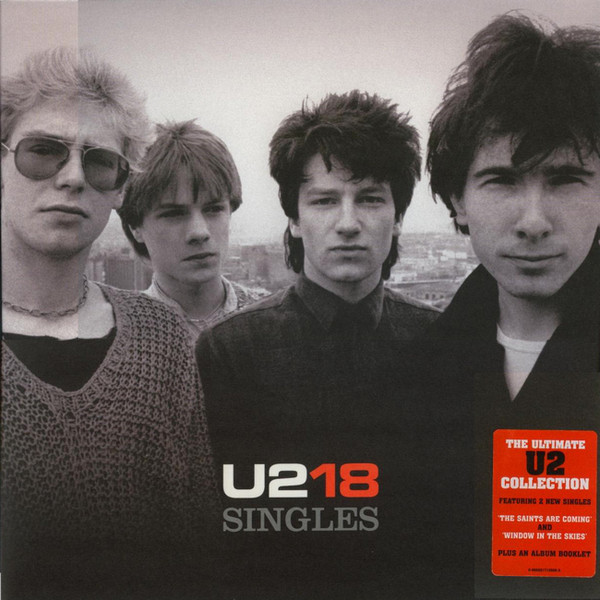 U2 U2 - U218 Singles (2 LP) u2 u2 the joshua tree 2 lp 30 anniversary