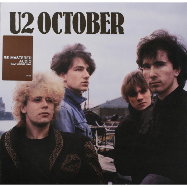 U2 U2 - OCTOBER (HEAVY WEIGHT, REMASTERED)