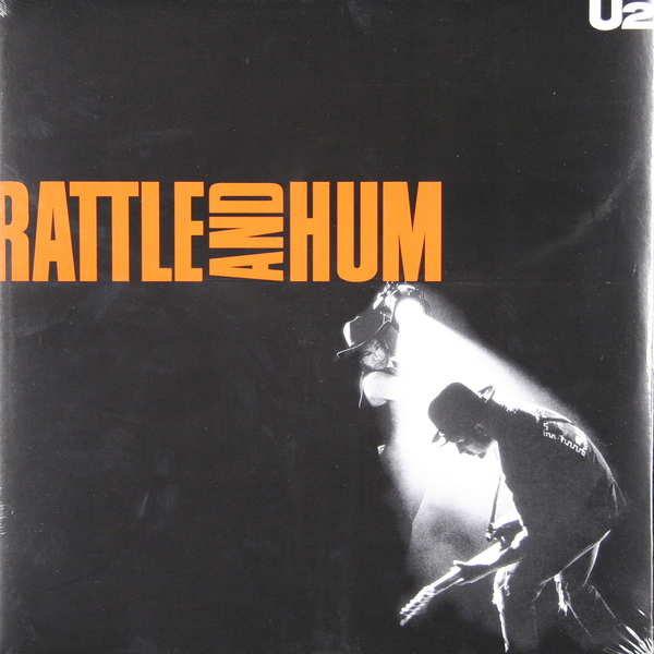 U2 U2 - Rattle And Hum (2 Lp, 180 Gr) u2 u2 the joshua tree 2 lp 30 anniversary