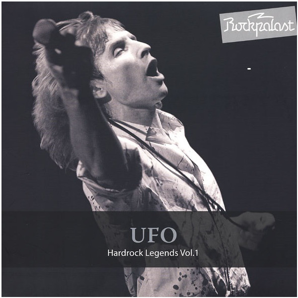 UFO UFO - Rockpalast: Hardrock Legends Vol.1 (2 LP) ufo ufo showtime blu ray