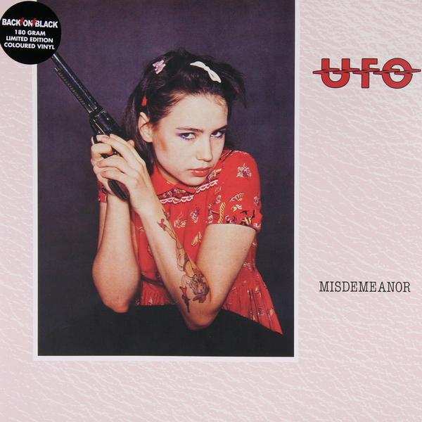 UFO UFO-MISDEMEANOR (2 LP, 180 GR)