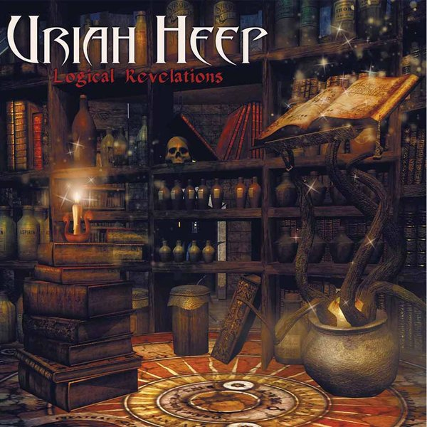Uriah Heep Uriah Heep - Logical Revelations (2 LP) p flach simply logical – intelligent reasoning by example mac d3