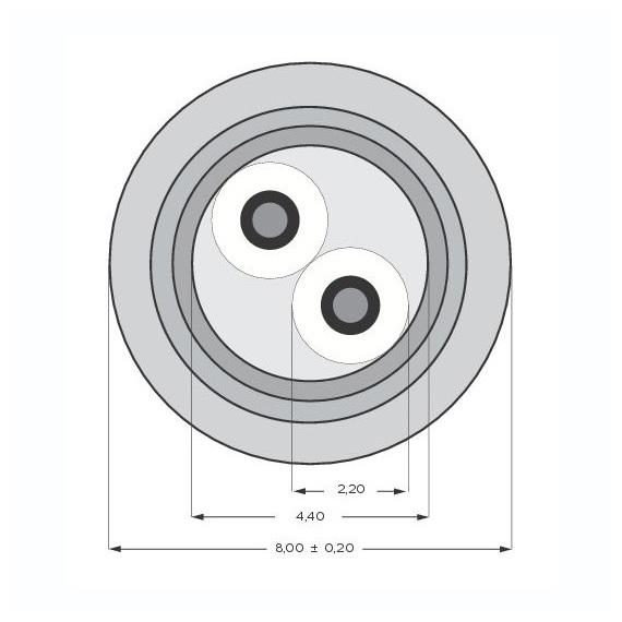 Кабель межблочный аналоговый XLR Van den Hul от Audiomania