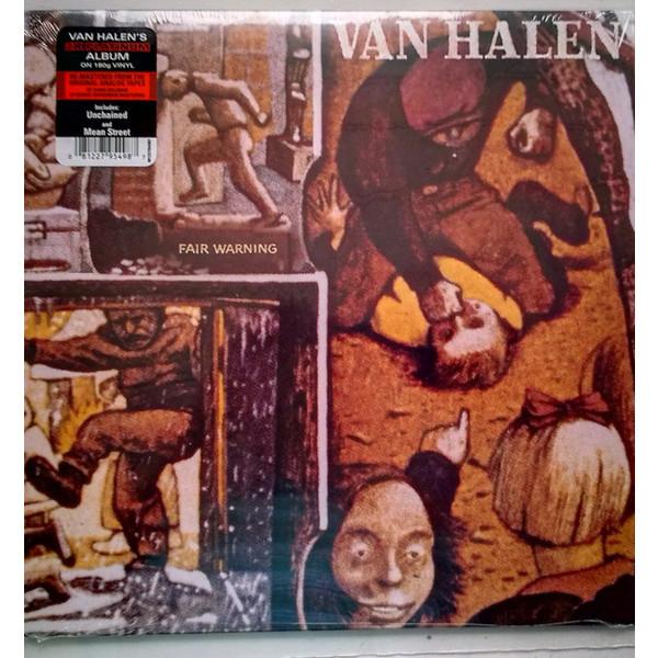 Van Halen Van Halen - Fair Warning