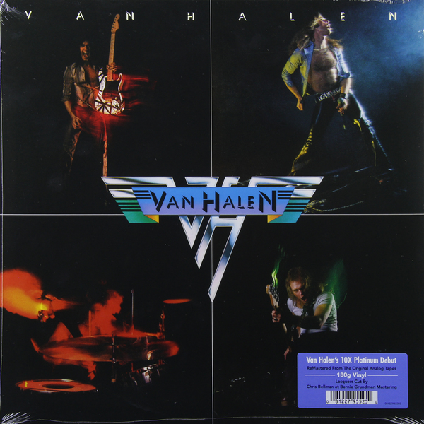 Van Halen Van Halen - Van Halen (180 Gr) van halen women and children first