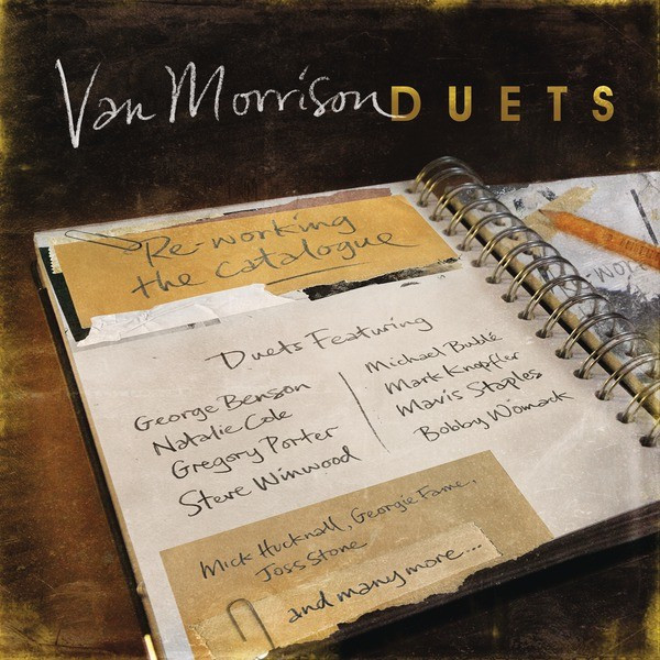 Van Morrison Van Morrison - Duets: Reworking The Catalogue (2 LP) loft vintage nostalgic industrial lustre water pipe edison wall sconce lamp resturant hotel bar stair home decor modern lighting