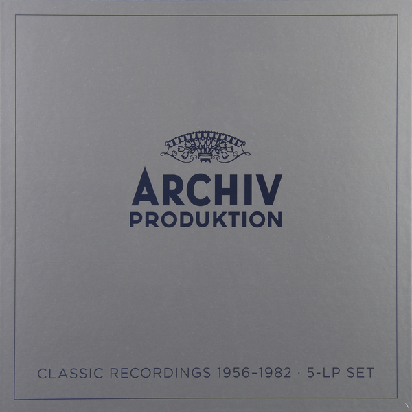 VARIOUS ARTISTS VARIOUS ARTISTS - CLASSIC RECORDINGS 1956-1982 (5 LP) various artists various artists mamma roma addio