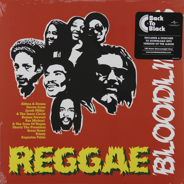VARIOUS ARTISTS VARIOUS ARTISTS - REGGAE BLOODLINES (180 GR)