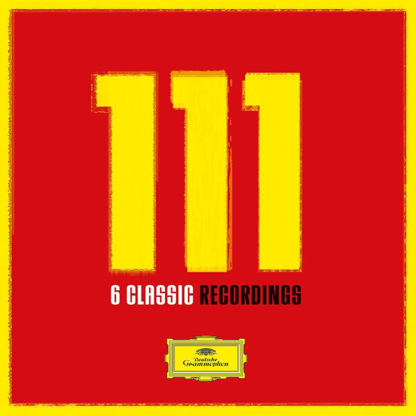 VARIOUS ARTISTS VARIOUS ARTISTS - 111 YEARS OF DEUTSCHE GRAMMOPHON (6 LP BOX) various artists various artists mamma roma addio