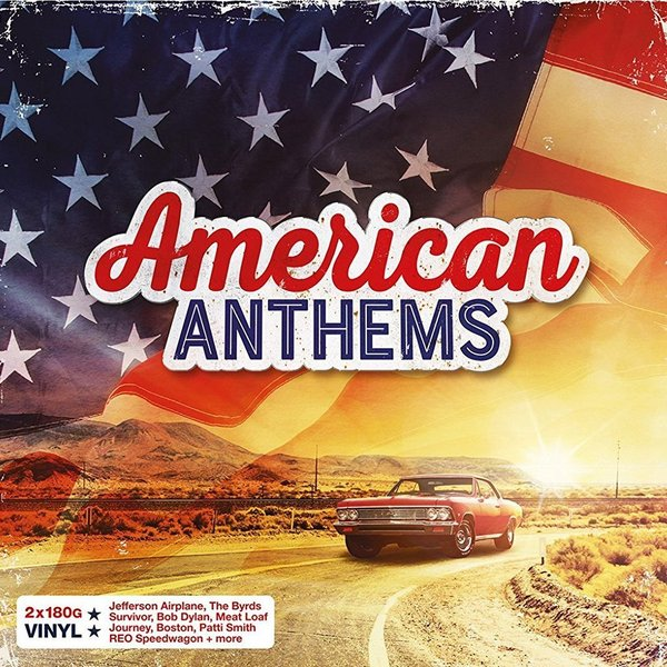 Various Artists Various Artists - American Anthems (2 Lp, 180 Gr) various artists various artists mamma roma addio
