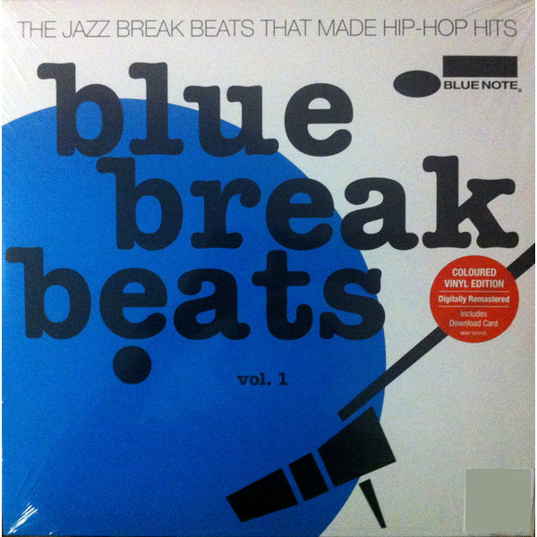 все цены на  VARIOUS ARTISTS VARIOUS ARTISTS - BLUE BREAK BEATS VOL.1 (2 LP, COLOURED)