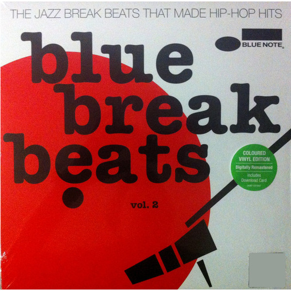 Various Artists Various Artists - Blue Break Beats Vol.2 (2 Lp, Coloured) various artists various artists mamma roma addio