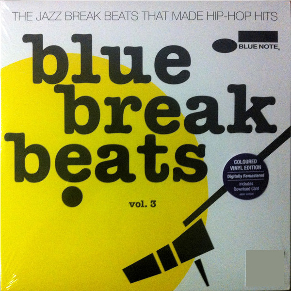 Various Artists Various Artists - Blue Break Beats Vol.3 (2 Lp, Coloured) various artists various artists mamma roma addio